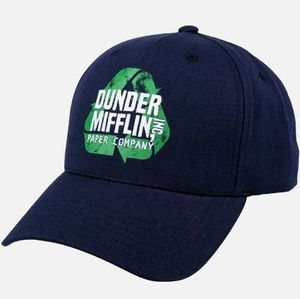The Office Dunder Mifflin Recycling Snapback Hat
